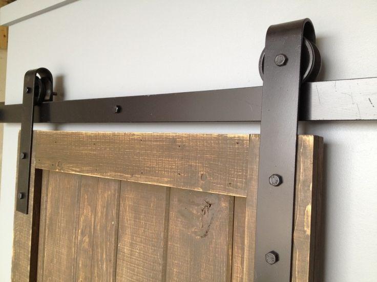 système coulissant pour porte en bois - menuiserie image et conseil