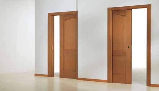 porte intrieure galandage - Porte Coulissante Interieur Cloison