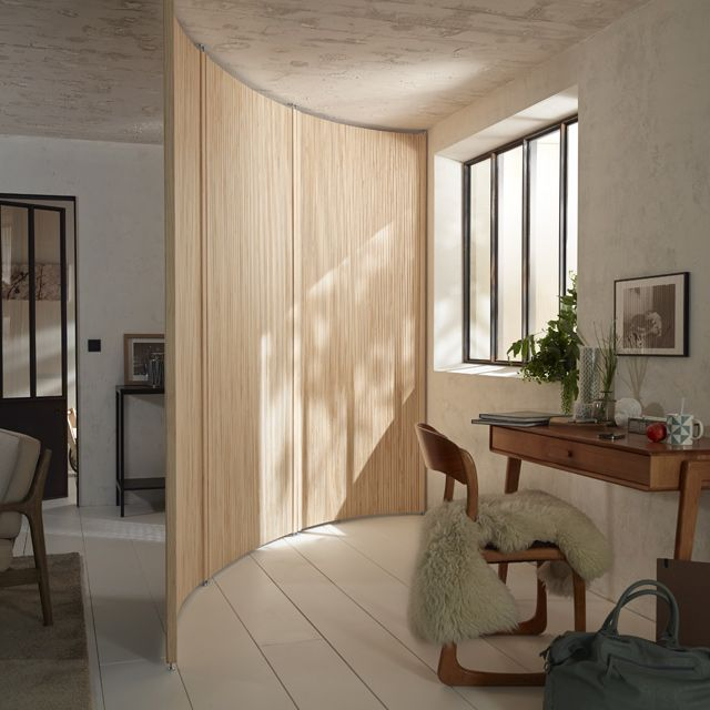 cloison pour separer une chambre fabulous cloison en verre sparation salon chambre cuisine. Black Bedroom Furniture Sets. Home Design Ideas