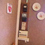 Coffret cache compteur électrique