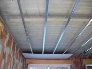 Montage plafond ba13 menuiserie image et conseil - Comment poser un faux plafond en ba13 ...