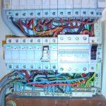Tableau electrique maison 90m2