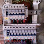 Connecteur tableau electrique
