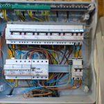 Tableau electrique 380v 220v