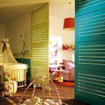 Cloison amovible pour créer chambre