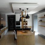 Faux plafond design cuisine