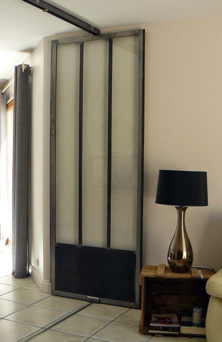 Cloison amovible atelier artiste menuiserie image et conseil for Cloison vitree atelier pas cher